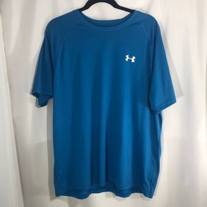 🍊Under Armour HeatGear Loose-Fitting Tee